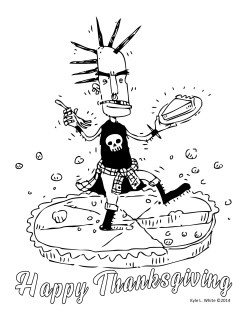 Punk in Pie